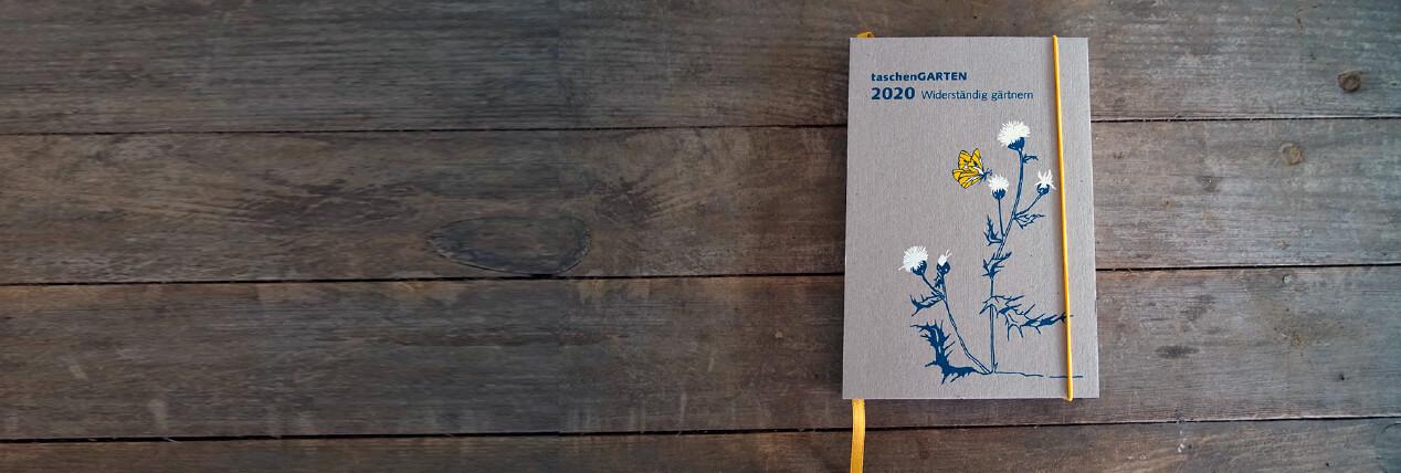 taschenGARTEN 2020